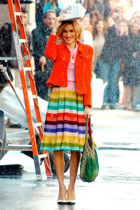 And The City Wardrobe by Carrie Bradshaw S And The City Wardrobe S Bazaar