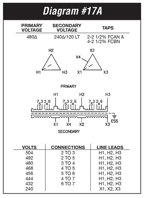wiring diagram for eaton 45 kva transformer wiring