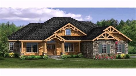 ranch house floor plans with walkout basement wood floors floor plans ranch walkout basement youtube