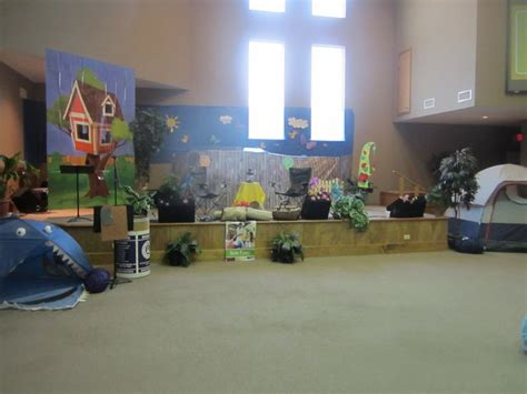 god s big backyard god s backyard bible c decorations for vbs backyard
