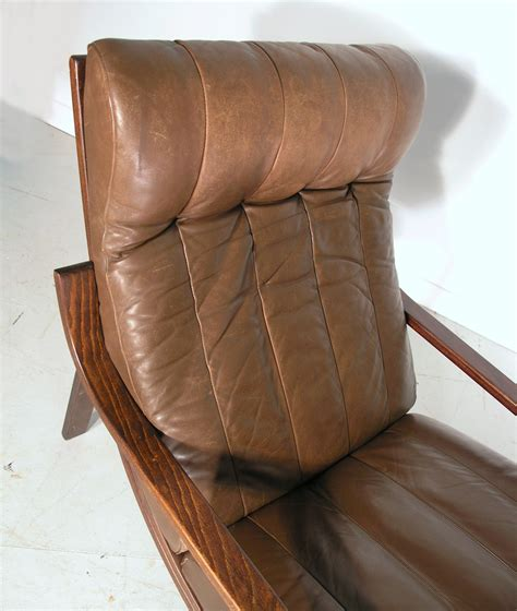 leather armchair sale leather armchair by westnofa for sale at pamono