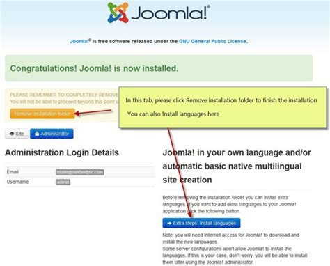 how to install template in cpanel how to install joomla 3 template with quickstart using cpanel