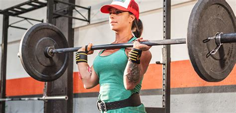 ashley horners full body squat rack workout