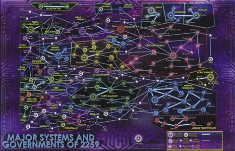 Watch Home Design Shows by Detailed Map Of The Universe Of Babylon 5 Sci Fi Design