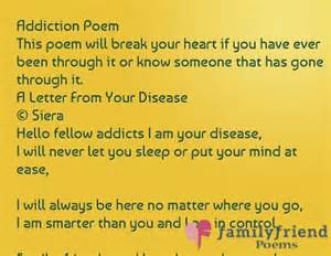 Break Letter Drugs addiction poem this poem will break your heart if you have