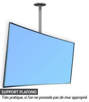 Support Ecran Plafond by Support 233 Cran