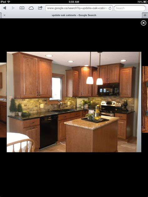 dark oak kitchen cabinets update dark oak kitchen cabinets quicua