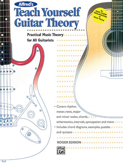 guitar book for beginners teach yourself how to play guitar songs guitar chords theory technique book lessons books teach yourself guitar theory book