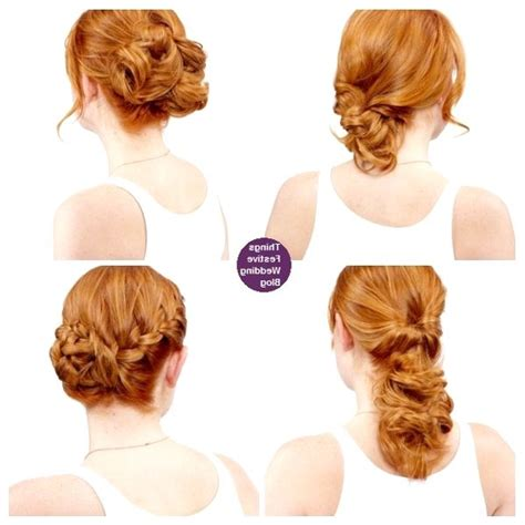 Wedding Hairstyles To Do Yourself by Easy Do It Yourself Prom Hairstyles Of Wedding Hairstyles