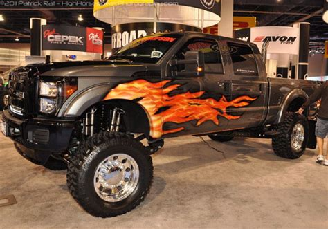 best truck in the best ford truck sema gallery ford trucks com