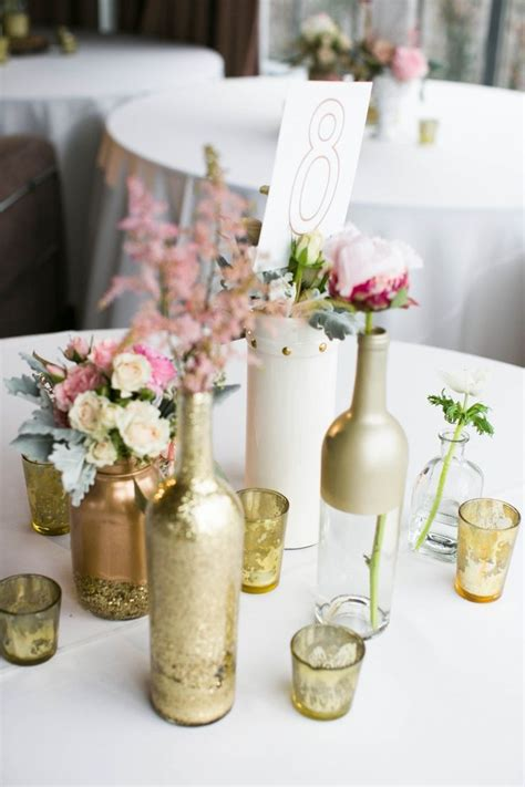 centerpiece diy diy vintage wedding ideas for summer and