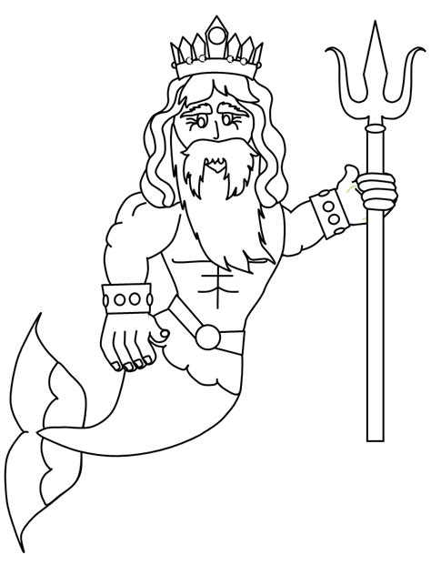 Mermaids Merman Fantasy Coloring Pages Coloring Book Merman Coloring Pages