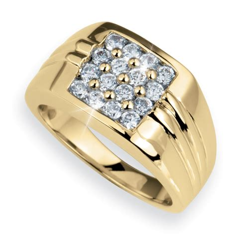 Mens Ring by S Rings