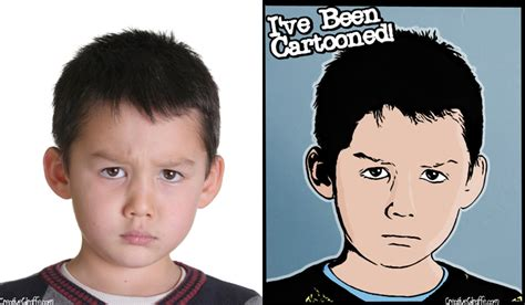 tutorial vector cartoon photoshop how to make caricature from an image using photoshop