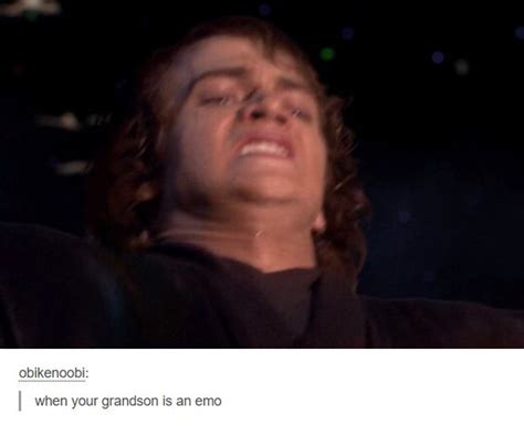 Anakin Skywalker Meme - memes star wars and the o jays on pinterest
