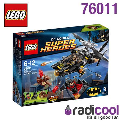 Lego 76011 Batman Bat Attack Superheroes 76011 lego batman bat attack heroes age 6 12 184 pieces new 2014 ebay
