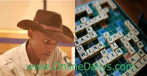 world scrabble chionship 2015 world scrabble chion from nigeria quot jighere wellington quot