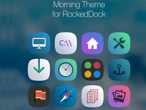 rocketdock icons png eps svg format design