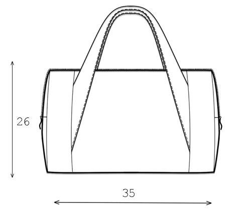 drawing bag pattern bag sewing pattern 3015 made to measure sewing pattern