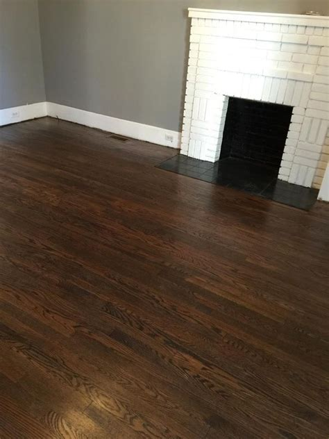 jacobean floors lenoir city jacobean stain oak refinish wood floors