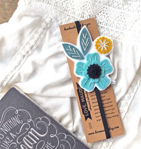 ellysa ribbon front top putih 25 best felt bookmark ideas on ribbon