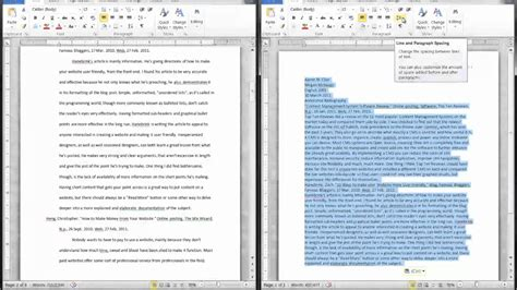 Show Me An Exle Of An Essay by Word How To Create An Annotated Bibliography