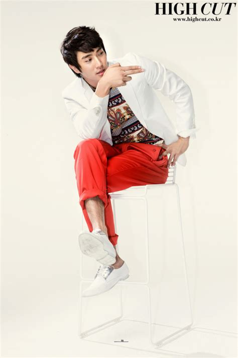Kpop Magazine 1 Junior k pop junior more siwon for high cut magazine pics 169 hotspicykimchi