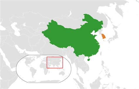 china korea file china south korea locator png wikimedia commons