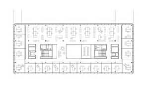 Floor Plan Of Office Building by Gallery Of Office Building 200 Nissen Amp Wentzlaff
