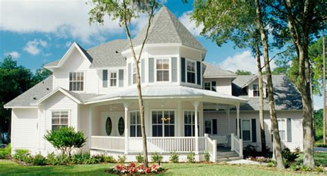 Victorian Farmhouse Style by Lincoln 4113 4 Bedrooms And 3 Baths The House Designers