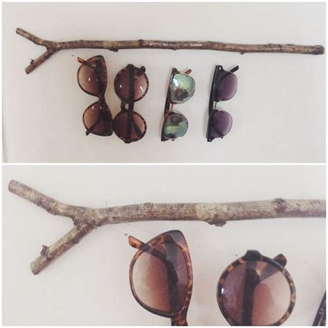 Diy Sunglasses Rack by 25 Best Ideas About Sunglasses Holder On
