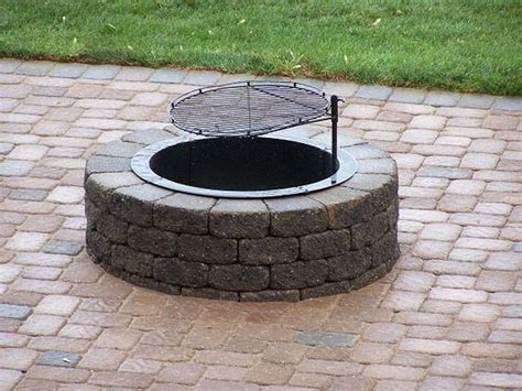 How To Build A Firepit In The Ground How To Make A Pit In The Ground Pit Design Ideas