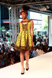 Chitenge Outfits With Lace » Home Design 2017