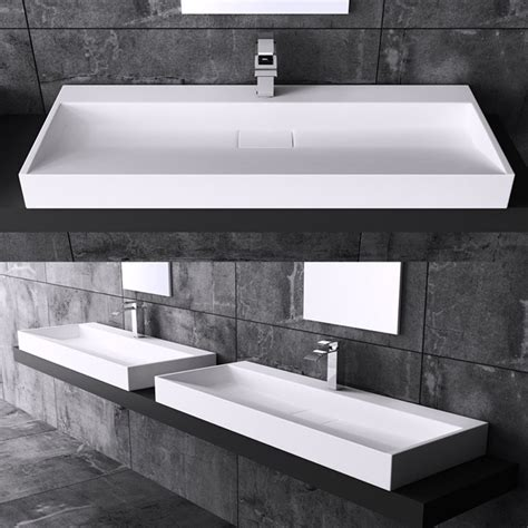 gussmarmor waschbecken design gussmarmor waschbecken waschtisch waschplatz