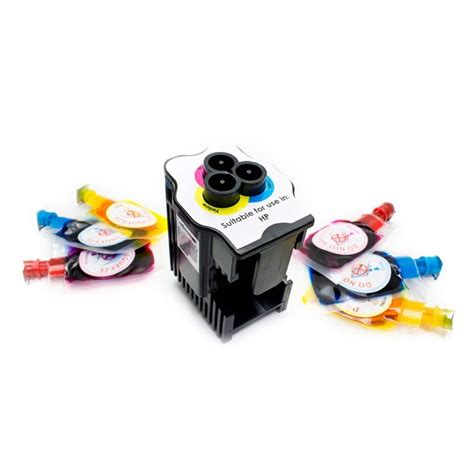 hp 22 2857 color kit de recarga cartucho de tinta ahorra en tinta kit de recarga hp 342 343 344 351 351xl 1