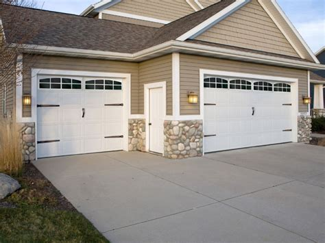 awesome garage doors awesome garage doors with windows home ideas collection