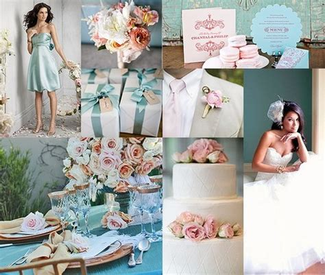 blue pink and white wedding wedding ideas light pink and light blue