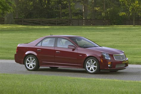 cadillac cts 2007 review 2007 cadillac cts v review top speed