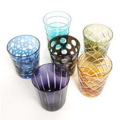 bicchieri particolari bicchieri in vetro o cristallo tomato
