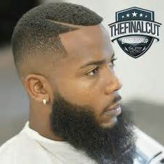 rappers hairstyles male clean frohawk with nice beard work black men haircuts