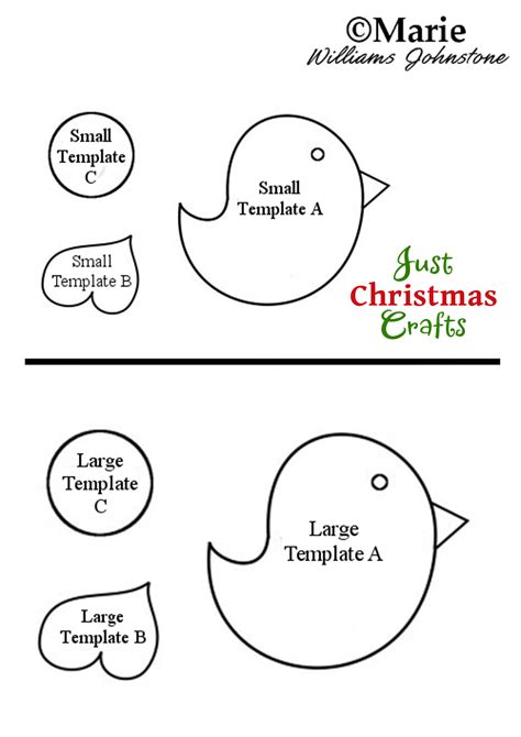 Free Printable Robin Bird Template For Crafts Printable Craft Templates