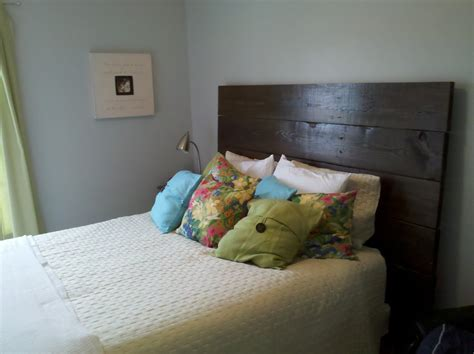 simple headboard ideas cool modern rustic diy bed headboards furniture home design ideas