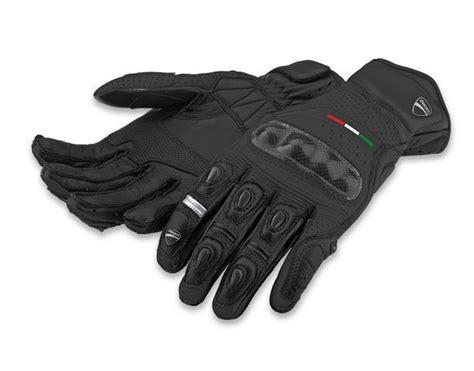Ducati Motorrad Schwarz by Ducati Diavel C2 Handschuhe Revit Schwarz Leder 15