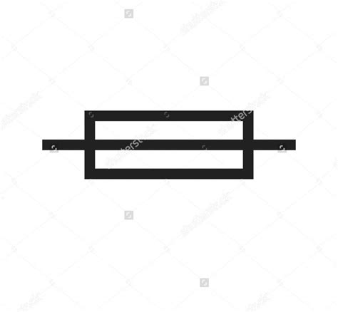 resistor circuit symbol clipart best component for a