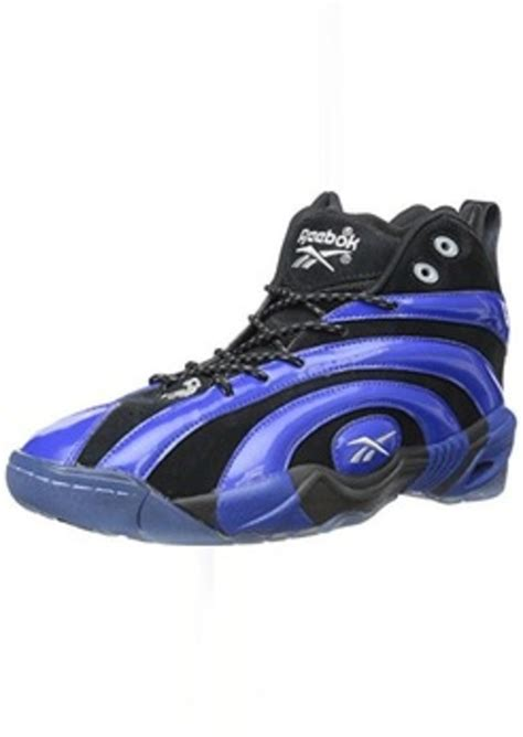 s reebok basketball shoes reebok reebok s shaqnosis og basketball shoe shoes