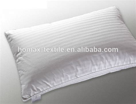 bed rest pillow removable cover luxury super soft hotel bed pillow for sleeping buy