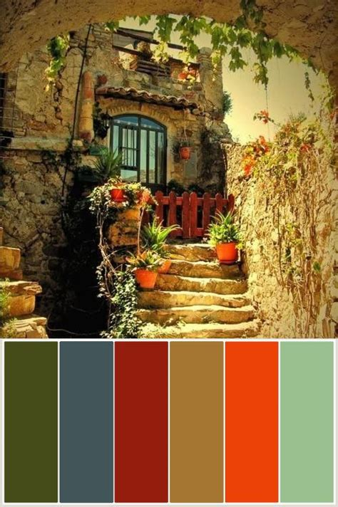 17 Best Ideas About Tuscan 28 34 Best Color Scheme Images On Colors Tuscan Paint