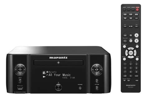 Small Footprint Home Theater Receiver Marantz M Cr510 And M Cr610 Network Stereo Receivers