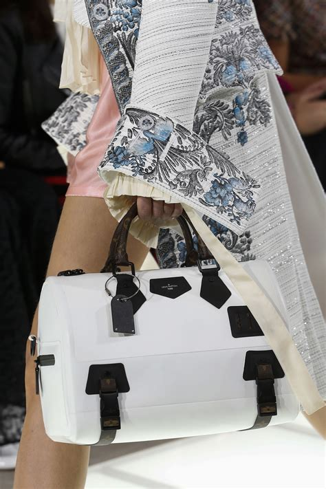 Fashion Spedy louis vuitton summer 2018 runway bag collection spotted fashion