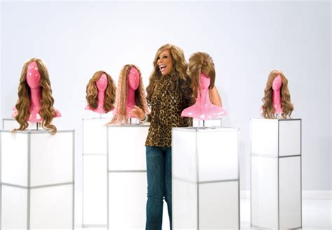 wendy williams wigs wendy williams different wigs the wendy williams show